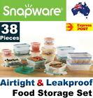 Plastic Food Storage Sets