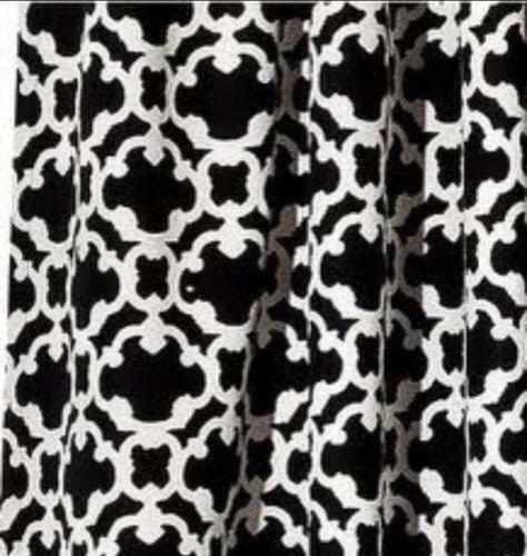 Curtains Ideas black and white patterned curtains : Target Curtains | eBay