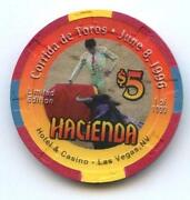 Hacienda Casino Chip