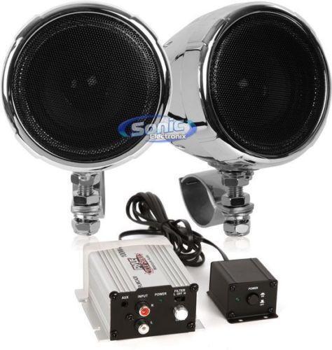 Motorcycle Handlebar Speakers | eBay
