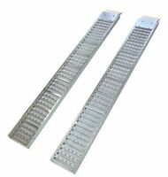 STEEL LOADING RAMPS SET OF 2 BRAND NEW