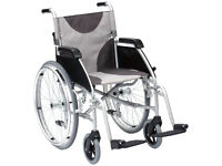Folding Lightweight Wheelchair Hire - Birmingham