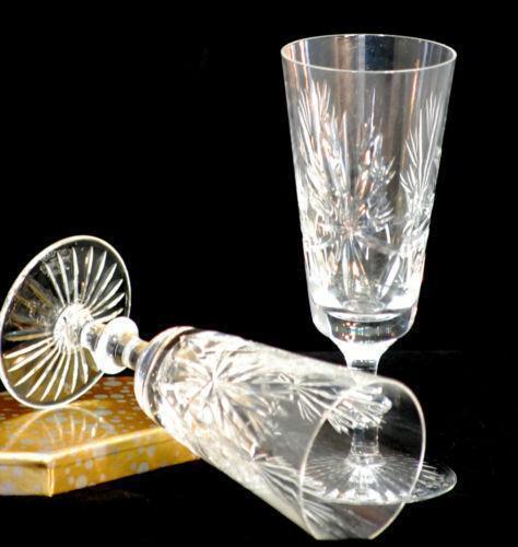 Edinburgh Crystal Wine Glass | eBay