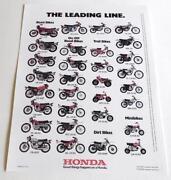 1975 Honda Motorcycle