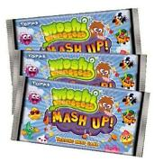 Moshi Monsters Foil Cards