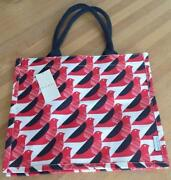 Orla Kiely Tesco Bag