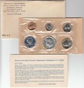 1965 Proof Set
