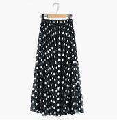 Chiffon Full Skirt
