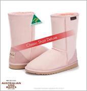 Ladies Pink UGG Boots