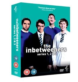 Inbetweeners box set (new sealed)