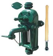Wasserpumpe Kolbenpumpe