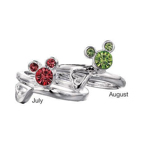 Avon Birthstone Ring Ebay