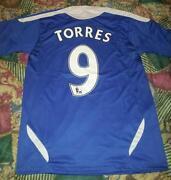 Torres Chelsea Jersey