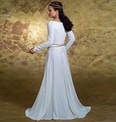 Schnittmuster B 4377: Mittelalterliches Damenkostüm / Elfenkostüm