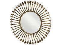 BRAND NEW - Striking wall mirror - worth £225