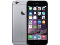Apple iPhone 6 - 64GB - Space Grey (Unlocked) Smartphone - Good Condition