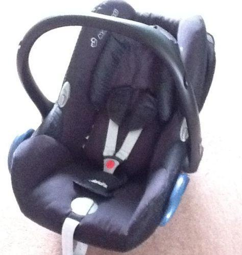 maxi cosi isofix base ebay. Black Bedroom Furniture Sets. Home Design Ideas