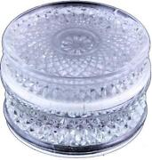 Ground Glass Lid