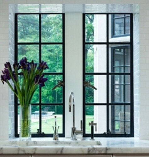 Original Vintage Industrial Windows