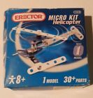 Erector/Meccano Helicopter Building Toys