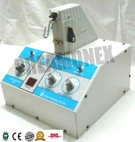 Physiotherapy Cervical & Lumber Spinal Traction Therapy LCD Machine FBB