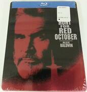 Hunt for Red October Blu Ray