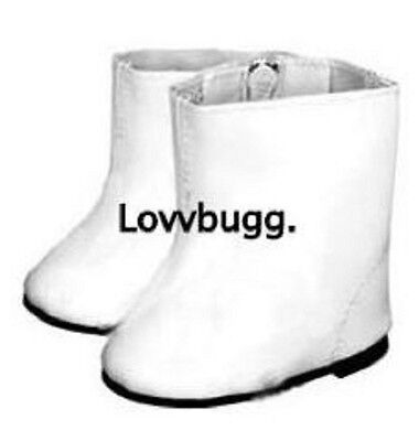 "Lovvbugg  Go-Go or Rain Boots for 18"" American Girl n Bitty Baby Doll Shoes"