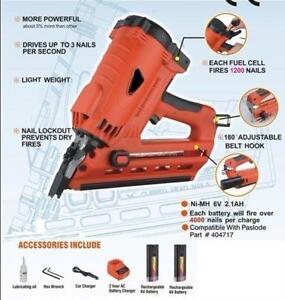 Paslode Nail Gun Nailers Ebay