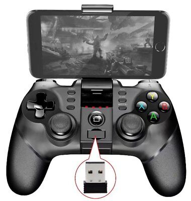 2.4G+Bluetooth Joystick GamePad Devil-may-care Controller for Samsung Galaxy S8/S8 Plus S5