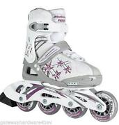 Adjustable Rollerblades