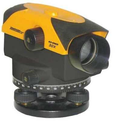 New Johnson 40-6960 Automatic Level Optical 30x 400 Ft.