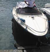 Motorboot Gleiter