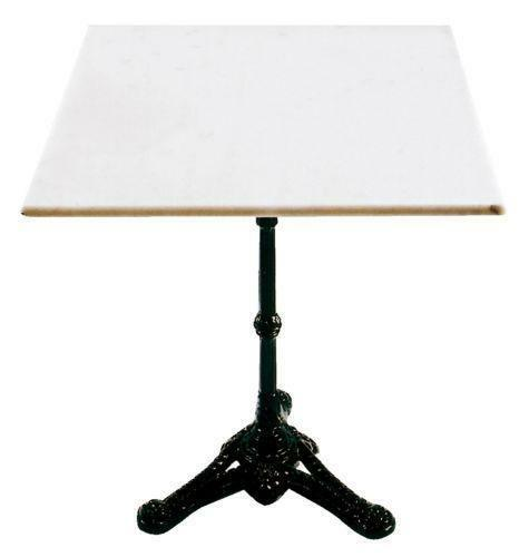 bistrotisch gusseisen m bel ebay. Black Bedroom Furniture Sets. Home Design Ideas