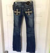Junior Miss Me Jeans Size 25