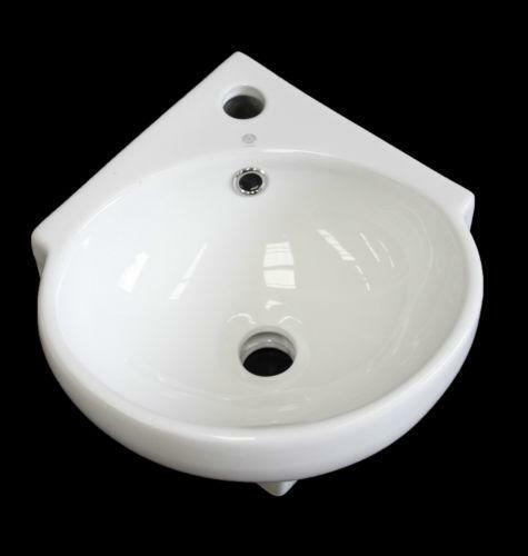 Corner Wash Hand Basin Ebay