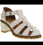 Ladies White Sandals