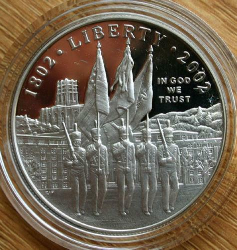 2002 West Point Silver Dollar Ebay