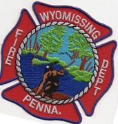 PA Fire Patches