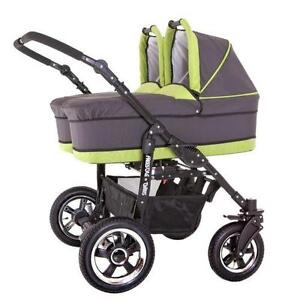 Double Prams Twin Buggies Amp Pushchairs Ebay
