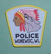 Indian Police Patch