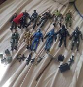 Gi Joe 25th Anniversary Lot