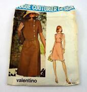 Vintage Vogue Sewing Patterns