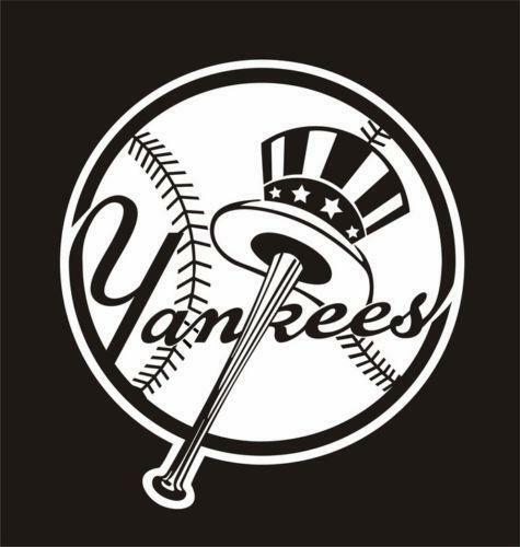 Yankees sticker ebay
