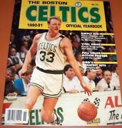Boston Celtics Yearbook