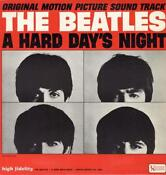 Beatles Hard Days Night Album