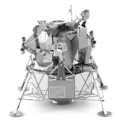 Tenyo Metallic Nano Puzzle Apollo Lunar Module