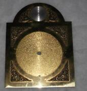 Grandfather Clock Dial
