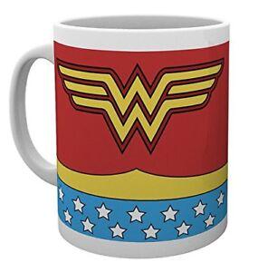 DC Comics Wonder Woman Costume Superheroes Cup Tea Coffee Mug Mugs