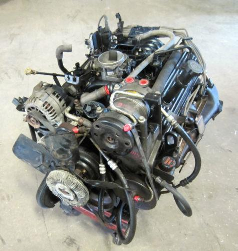 Chevy Truck Engine