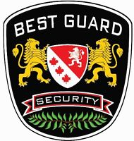 Full Time/Part Time Brantford Security Guards Needed